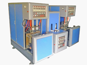 GL-5IIB Semi-Automatic Blow Moulding Machine