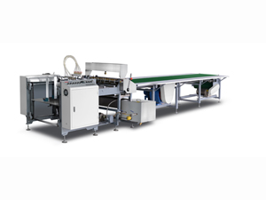 BLS600 Automatic Rigid Box Making Line
