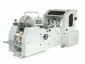 WFD-400 Food Paper Bags Making Machine