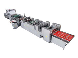 LYRDT-930 Flexo Wire Side-Stitching Line