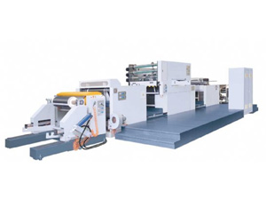 TYM1050JT Automatic Web-fed Foil Stamping Machine