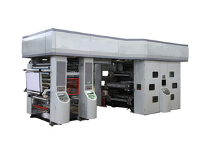 YH-800 8 Colors Flexo Printing Press