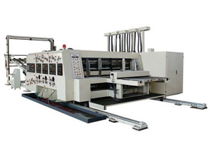 Automatic Flexo Printer Slotter and Flexo Die Cutter